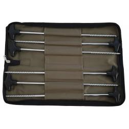 zatloukací kolíky 40 cm Carp System