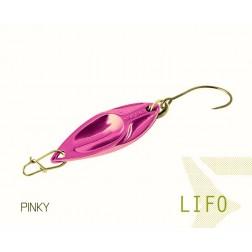 plandavka Delphin LIFO PINKY