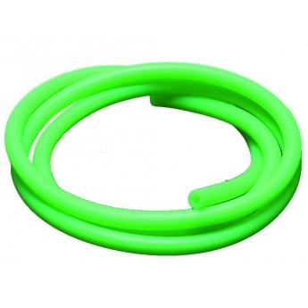 náhradní guma do praku kulatá zelená
