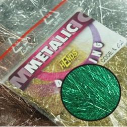 Metalic dubbing - zelená