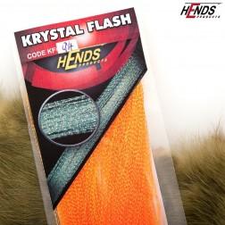 Krystal Flash -  oranžová sig.