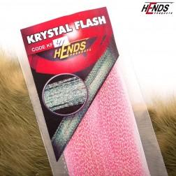 Krystal Flash - 41 růžová fluo