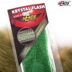 Krystal Flash - 220 tmavě zelená
