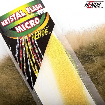 Krystal Flash Micro - 06 žlutá