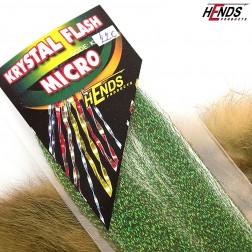 Krystal Flash Micro - 220 tmavě zelená