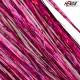 Holographic Hair 04 - růžová tmavá