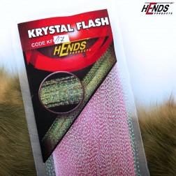 Krystal Flash - 17 tm. fialová