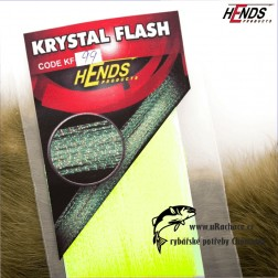 Krystal Flash -  žlutá sig.