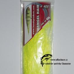 Angel Hair 99 - žlutá fluo perleťová