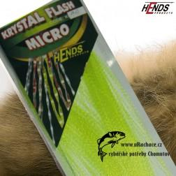Krystal Flash Micro - fluo žlutá