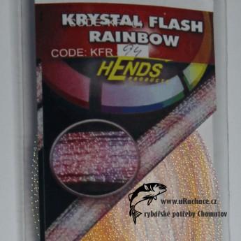 Krystal Flash Raingow - 94 oranžová