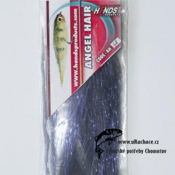 Angel Hair 48- černo fialová