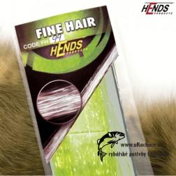 Fine Hair - 99 žlutá fluo