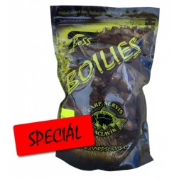 boilies BOSS 2 Speciál  1kg -  krill kreveta