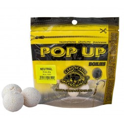 Pop Up Boilies - neutrál bílá