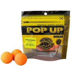 Pop Up Boilies - ryba-banán