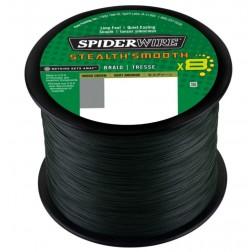 Šňůra Spiderwire Stealth Smooth 8 zelená