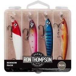 sada woblerů MINNOW BOX Ron Thompson 8cm