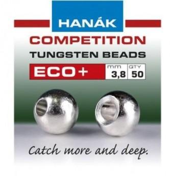 Tungstenové hlavičky ECO+  stříbrná