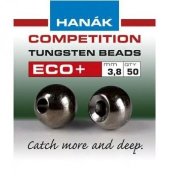 Tungstenové hlavičky ECO+ černý nikl