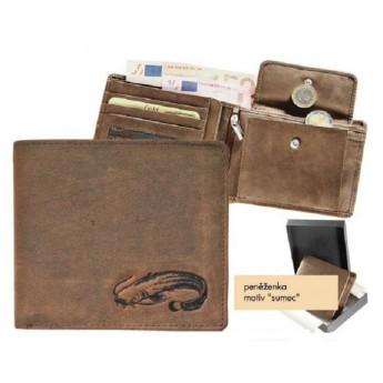 rybářská peněženka - sumec