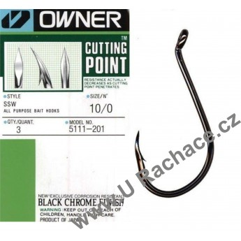 háčky OWNER  CUTTING POINT 5111
