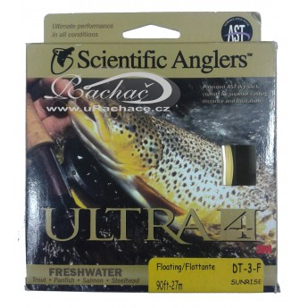 DT 3 F ULTRA 4 Scientific Anglers 3M