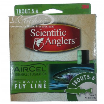 WF 5/6 F Air Cel TROUT Scientific Anglers 3M