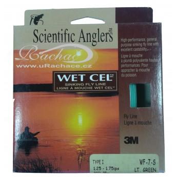 WF 7 S  type II  Wet Cel  Scientific Anglers 3M