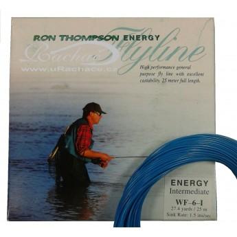 WF6I muškařská šňůra Ron Thompson Energy