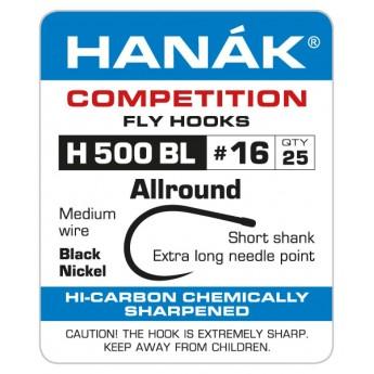 háčky Hanák H 500 BL