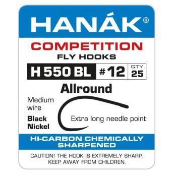 háčky Hanák H 550 BL