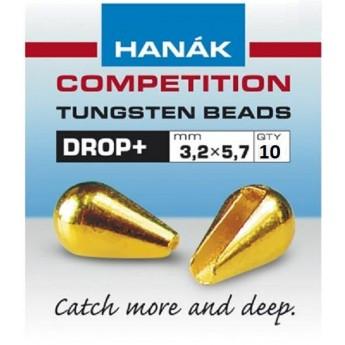 Tungstenová tělíčka Drop+  zlaté