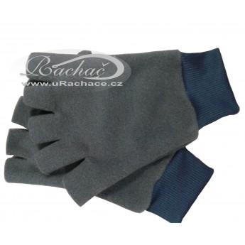 rukavice půlené