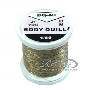 Body Quills BQ-40 béžová