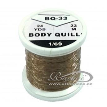 Body Quills BQ-33 hněhá