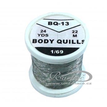 Body Quills BQ-13 šedá