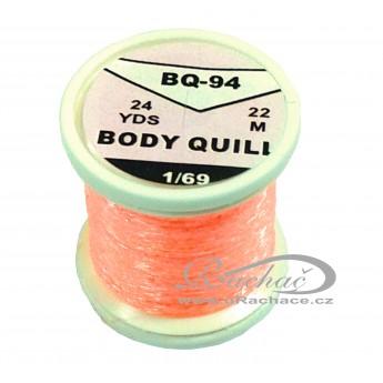 Body Quills BQ-94 oranžová
