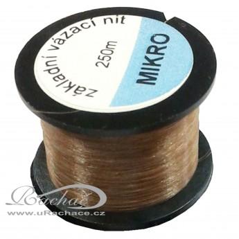 základní vázací nit MIkRO - dvouvlákno