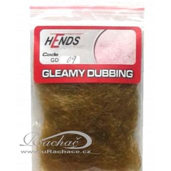 gleamy dubbing - 09 olivová