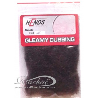 gleamy dubbing - 16 bordó