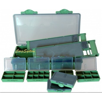 krabičky Carp set   C.S..III