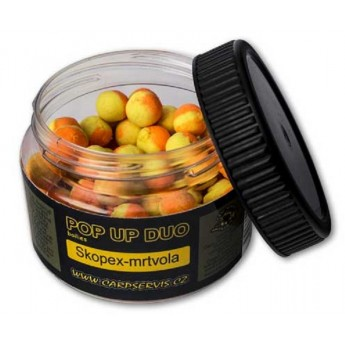 Pop Up Duo Boilies - 40 g/10 a 14 mm