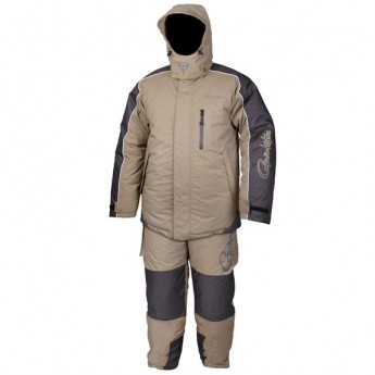 oblek Gamakatsu Hyper Thermal Suit Khaki