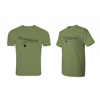 tričko Delphin Carp Fishing vel. M