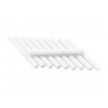 Soft Foam Cylinders - White