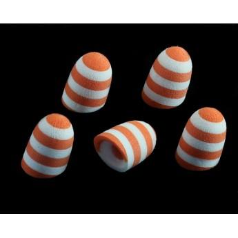 Foam Popper Short - White Orange