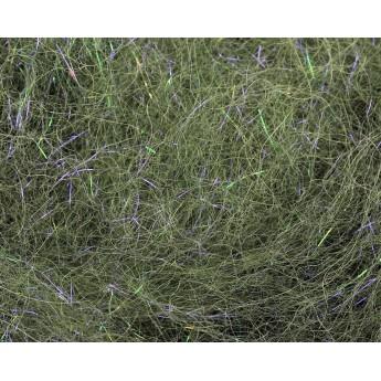 Fine Alpaka Blend Dubbing -  Dark Olive