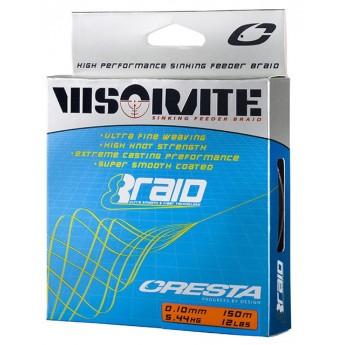 pletená šňúra CRESTA Visorate 0,10mm/5,44kg/150m