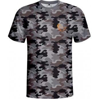 tričko Savage Gear Simply Savage Camo T-shirt